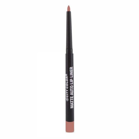 CITY COLOR MATTE AUTO LIP LINER
