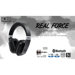 Real Force Noise Canceling Headphones
