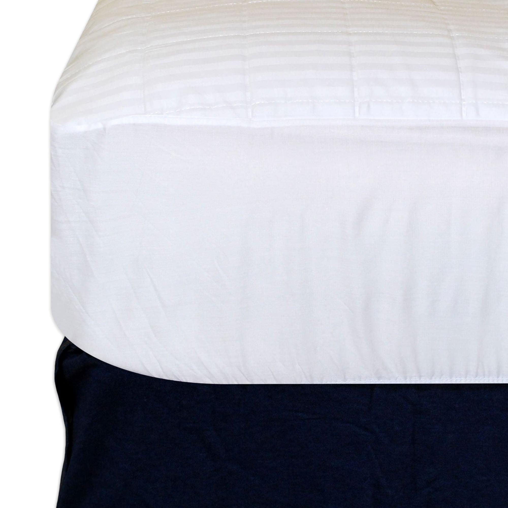 Dry Defender Deluxe Breathable Waterproof Mattress Pad