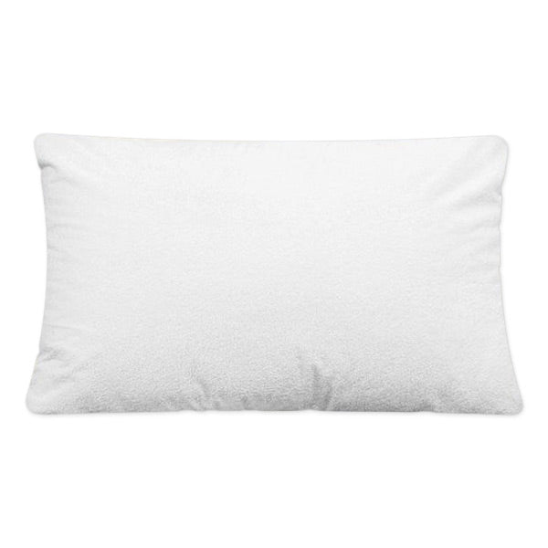 Dry Defender Premium Breathable Zippered Pillow Cover - Waterproof