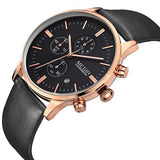 BUSINESS CHRONOGRAPH LUXURY WATCH