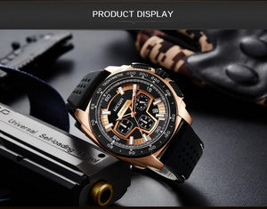 CHRONOGRAPH MILITARY 1.2 SPORT WATCH