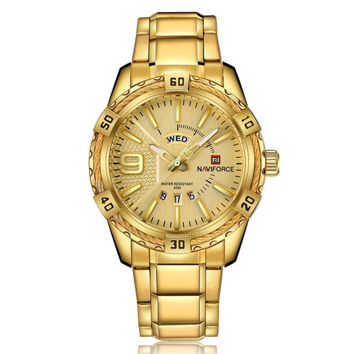 Golden Boss Watch