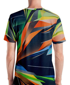 A. Platkovsky City Lights 06 all-over t-shirt