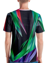 Load image into Gallery viewer, A. Platkovsky City Lights 09 all-over t-shirt