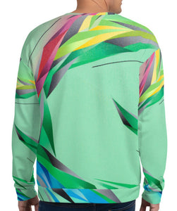 A. Platkovsky City Lights 01 unisex all-over sweatshirt