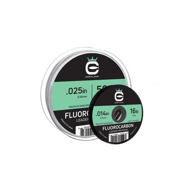 FLUOROCARBON LEADER MATERIAL