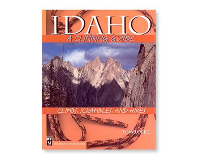Idaho Climbing Guide Book