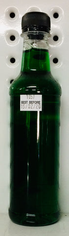 Snow Cone Syrup - Green Apple 375ml
