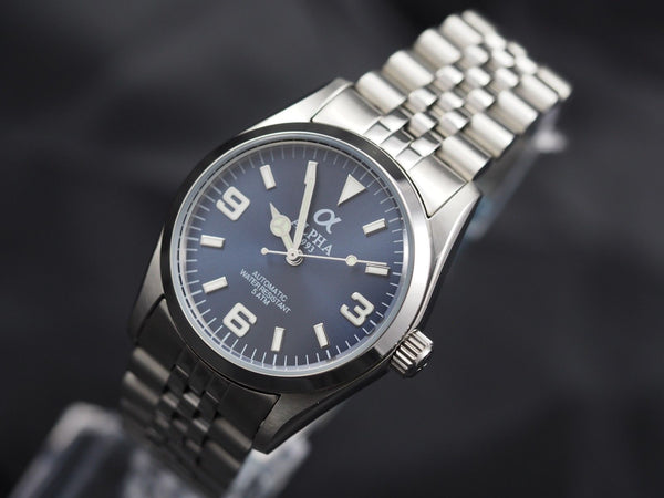 Alpha Explorer automatic watch