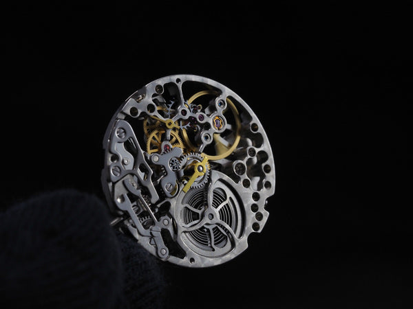 Seagull TY2723 mechanical automatic skeleton movement
