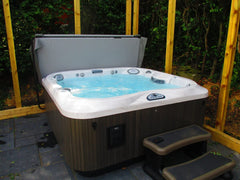 Hot Tub Installation for Hutchinson