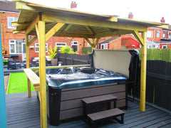 Hot Tub Installation for Jackson