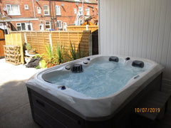 Hot Tub Installation for Manning
