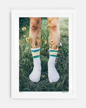 Load image into Gallery viewer, Flowers and Socks