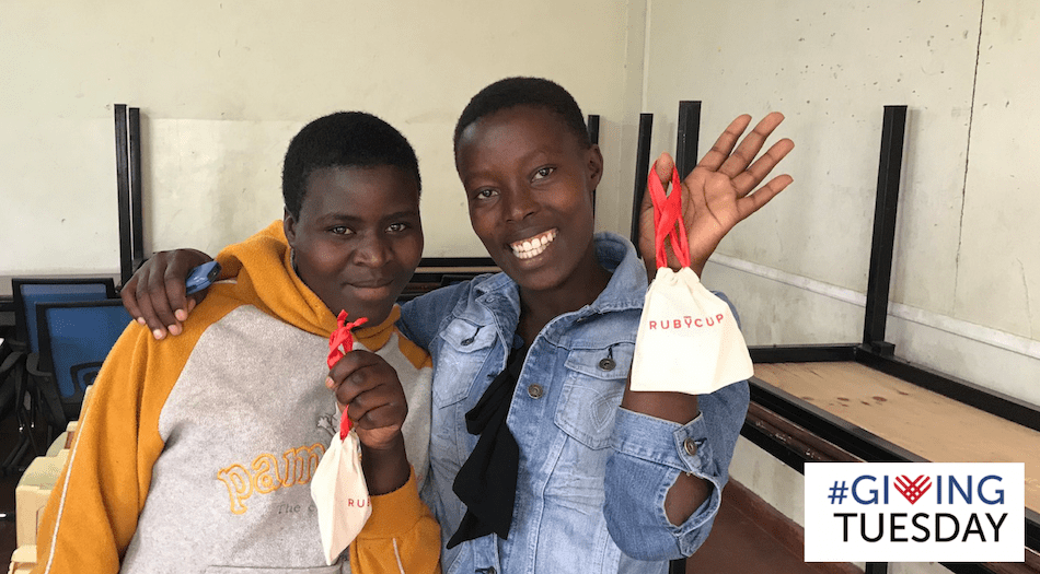 Giving Tuesday: 4 ways to donate menstrual products