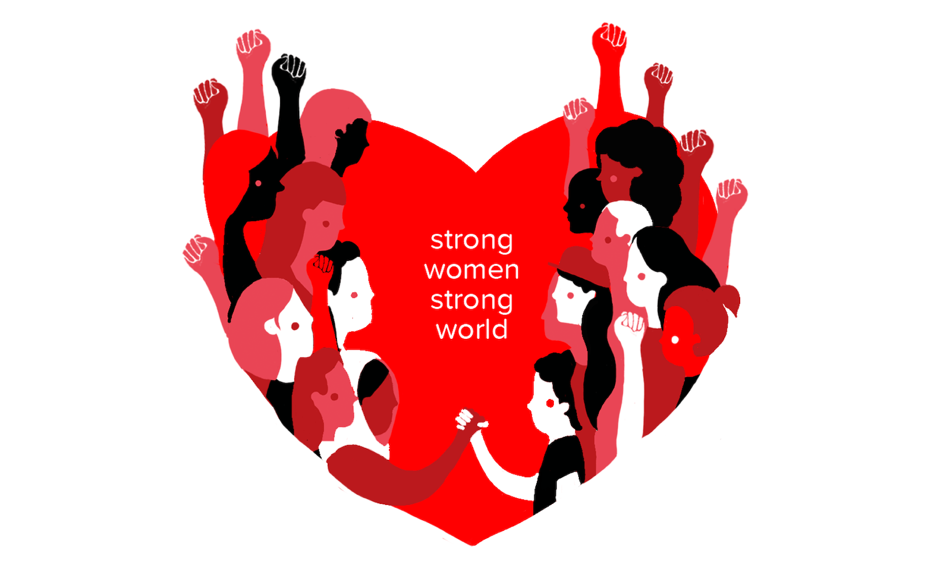 """More powerful together"" – A few thoughts on IWD2019"
