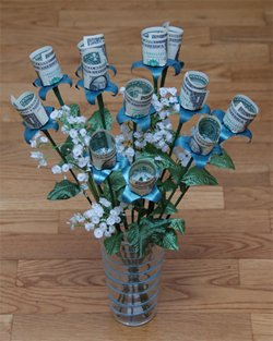 Standard Money Bouquet