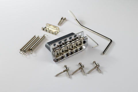 Wilkinson Strat 5+1 WV6 Bridge Tremolo System Chrome