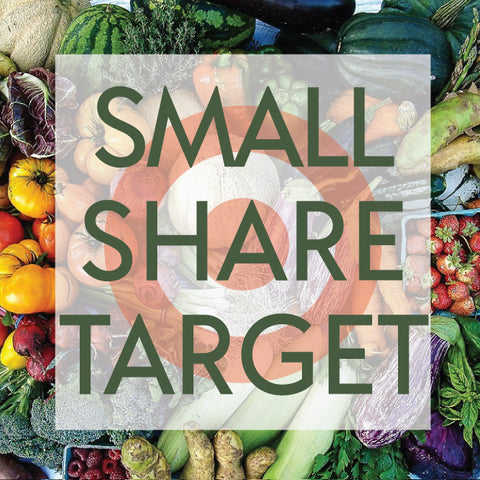 Tangletown Gardens 2019 CSA Small Share for Target Employees