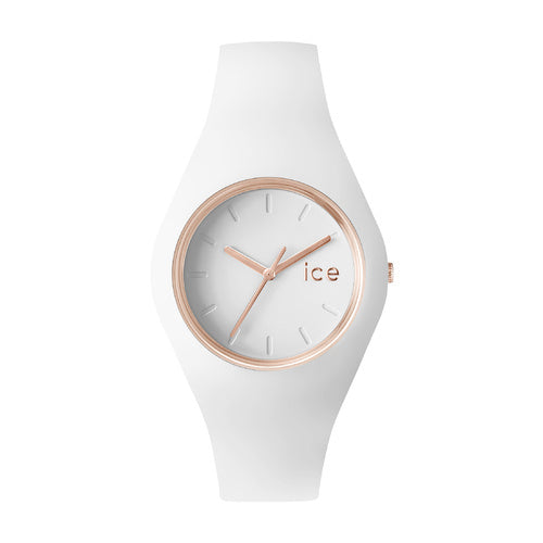ICE Glam White Rosegold Watch