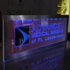 Custom LED Signs | Electric Display Signs - AdVision Signs