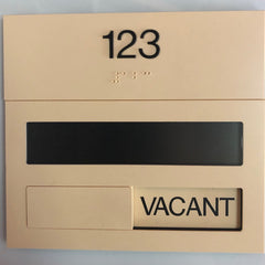 ADA Compliant Slider Signs, Building ADA Signs | AdVision Signs