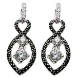 Sophisicated Dangle Earrings (see matching pendant WP154)