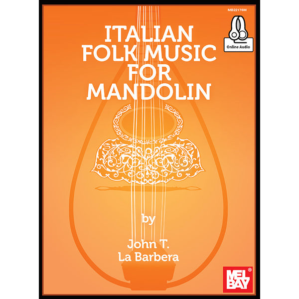 Italian Folk Music for Mandolin