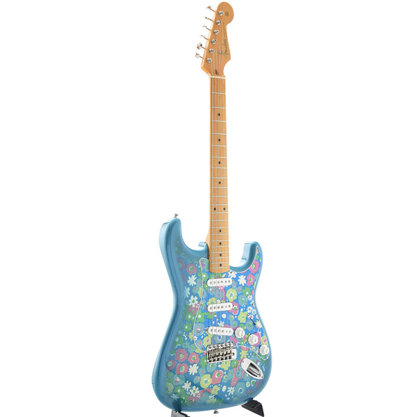 Fender Blue Flower Stratocaster (2007-8)