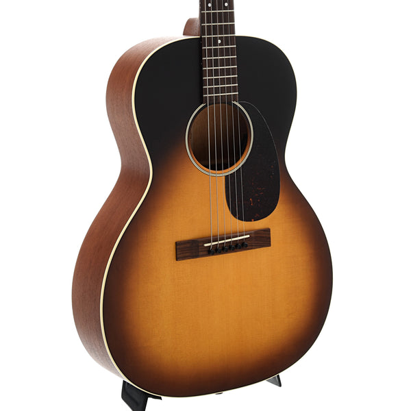 Martin 00L-17E Whiskey Sunset Guitar with Pickup & Case