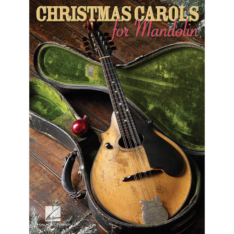 Christmas Carols for Mandolin