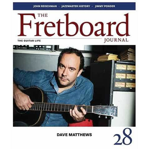 Fretboard Journal, #28 - Winter 2012/2013