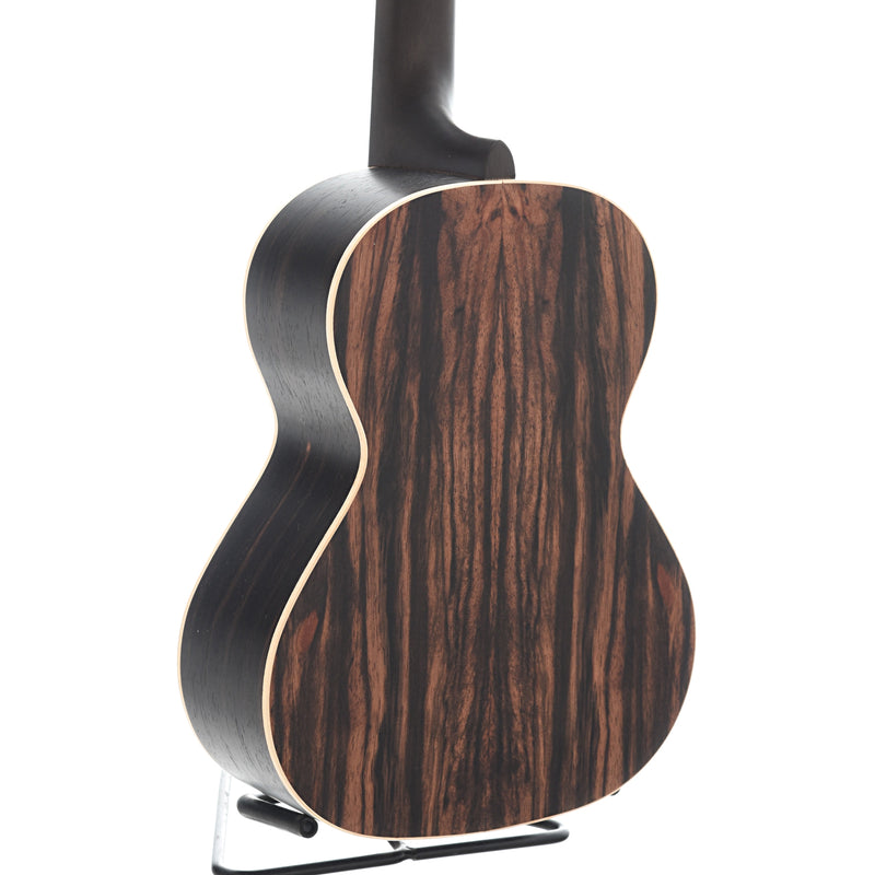 Kala KA-EBY-T Striped Ebony Tenor Ukulele