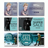 150 - Facebook Multipurpose Banners - watercoloraction