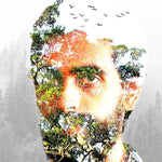 Multiple Exposure Photoshop Action 4 in1 - watercoloraction