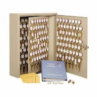 Medium Two Tag MMF Industries Key Cabinet
