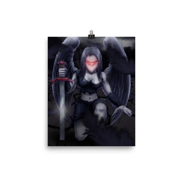 Poster (Erebyss, Goddess of Darkness)