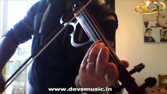 A Violin Video Tum hi ho - Devs Music Academy  - Award Winning Dance & Music Academy in Pune - Best Sound Engineering Course
