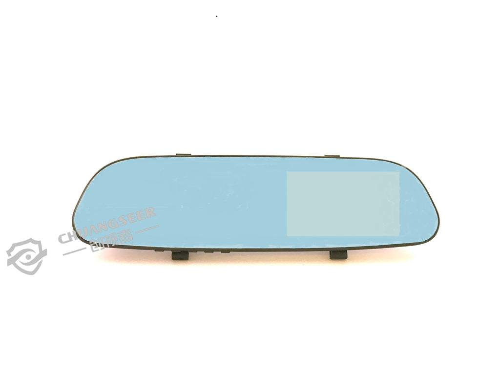 REAR-VIEW MIRROR VEHICLE TRAVELING DATA RECORDER MODEL NO C19