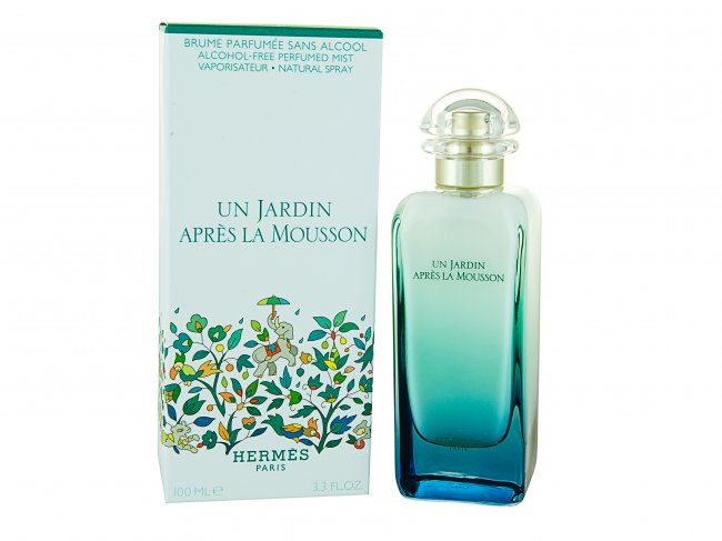 HERMES UN JARDIN APRES LA MOUSSON WOMEN EDT 100ML
