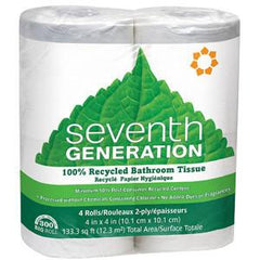 SEVENTH GENERATION BATHROOM TISSUE 300CT