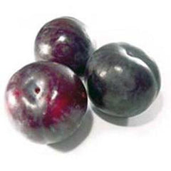 SWEET BLACK PLUMS