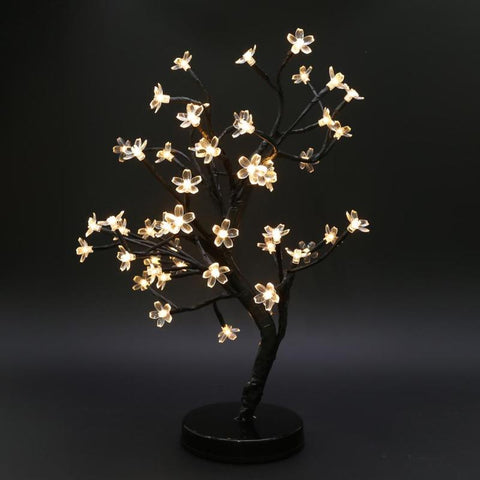 Cherry Blossom LED Bonsai Tree