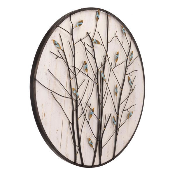 Zuo Spring Wall Decor Antique