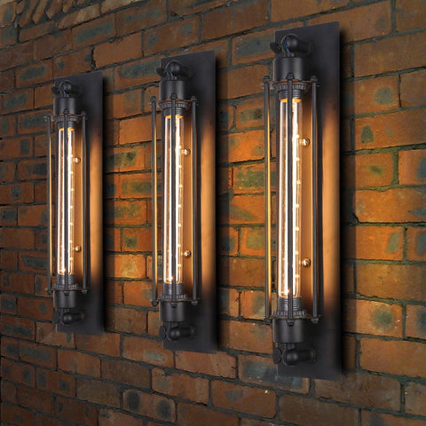 Vintage Edison Wall Lights