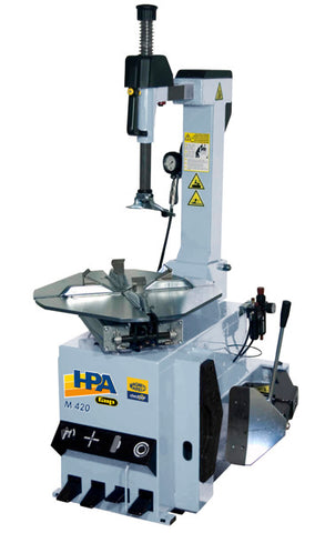 "M 420 2V Fs   380/3/50 - Automatic Tyre Changer For Rims From 11"" To 20"" (Outside), 2-Speed Motor (3Ph-400V-50Hz) With Inflator"