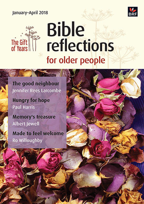 Bible Reflections for Older People January-April 2018