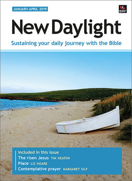 New Daylight Deluxe edition January-April 2019: Sustaining your daily journey with the Bible