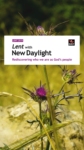 Lent with New Daylight app for iOS and Android: Rediscovering who we are as God's people